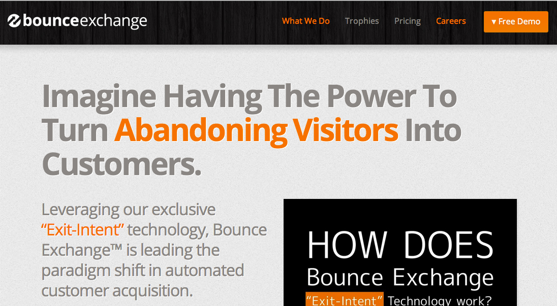 headline cro bounce exchange