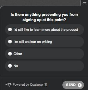 qualaroo-sample-survey