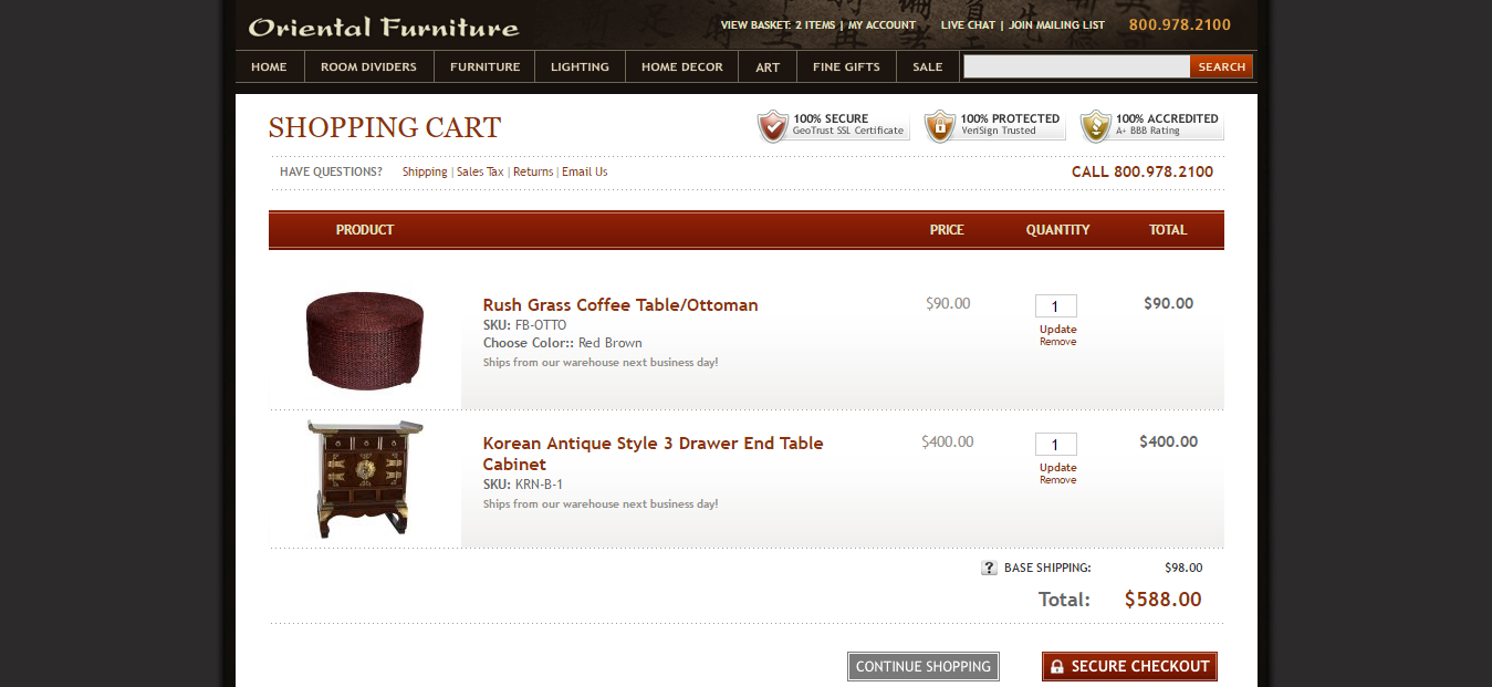 38] Great Ecommerce Website Examples To Get More Visitors To