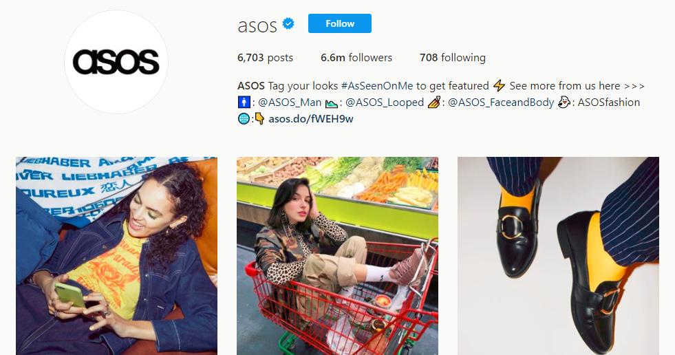 ASOS asos Instagram photos and videos