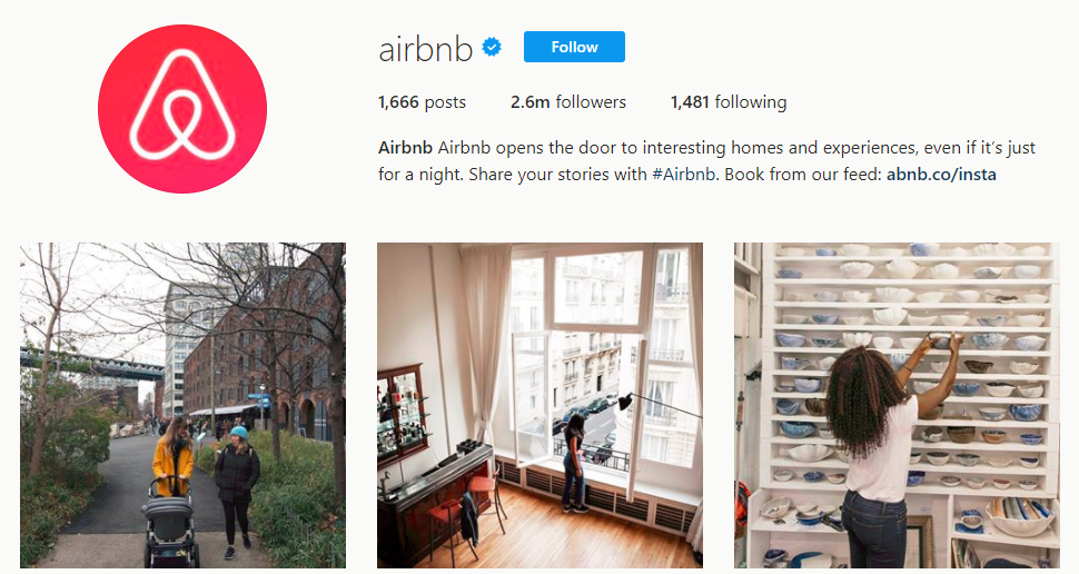 Airbnb airbnb Instagram photos and videos