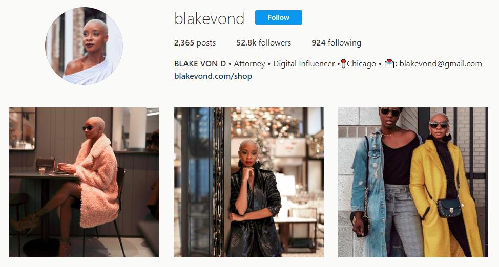 BLAKE VON D blakevond Instagram photos and videos