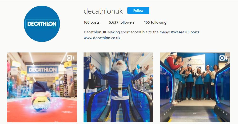 DecathlonUK decathlonuk Instagram photos and videos