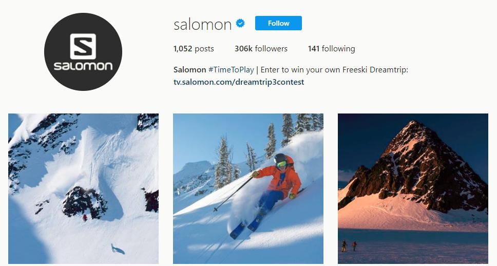 Salomon salomon Instagram photos and videos