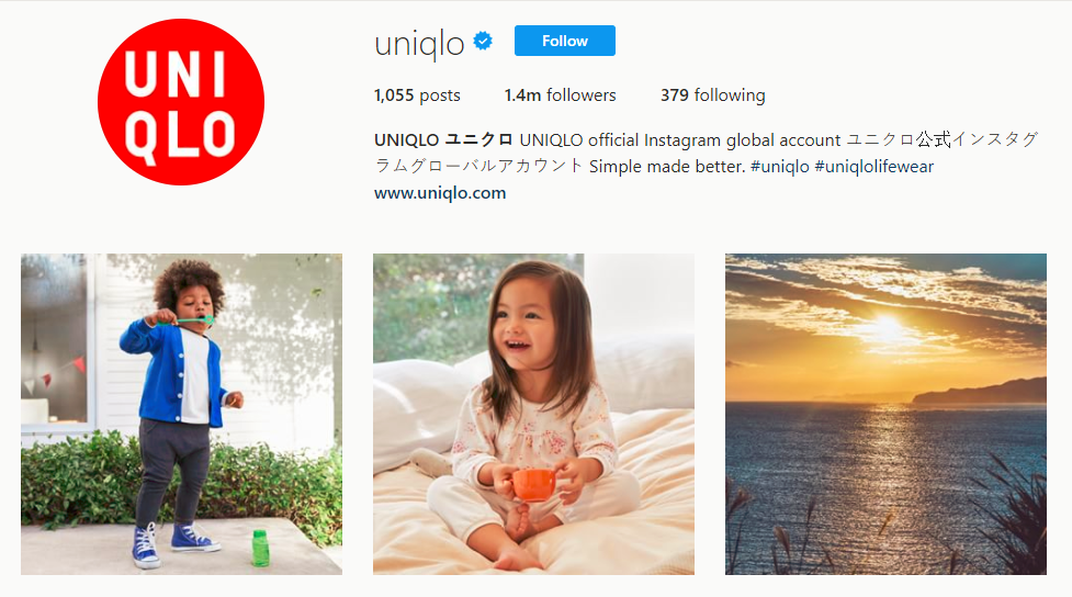 UNIQLO uniqlo Instagram photos and videos