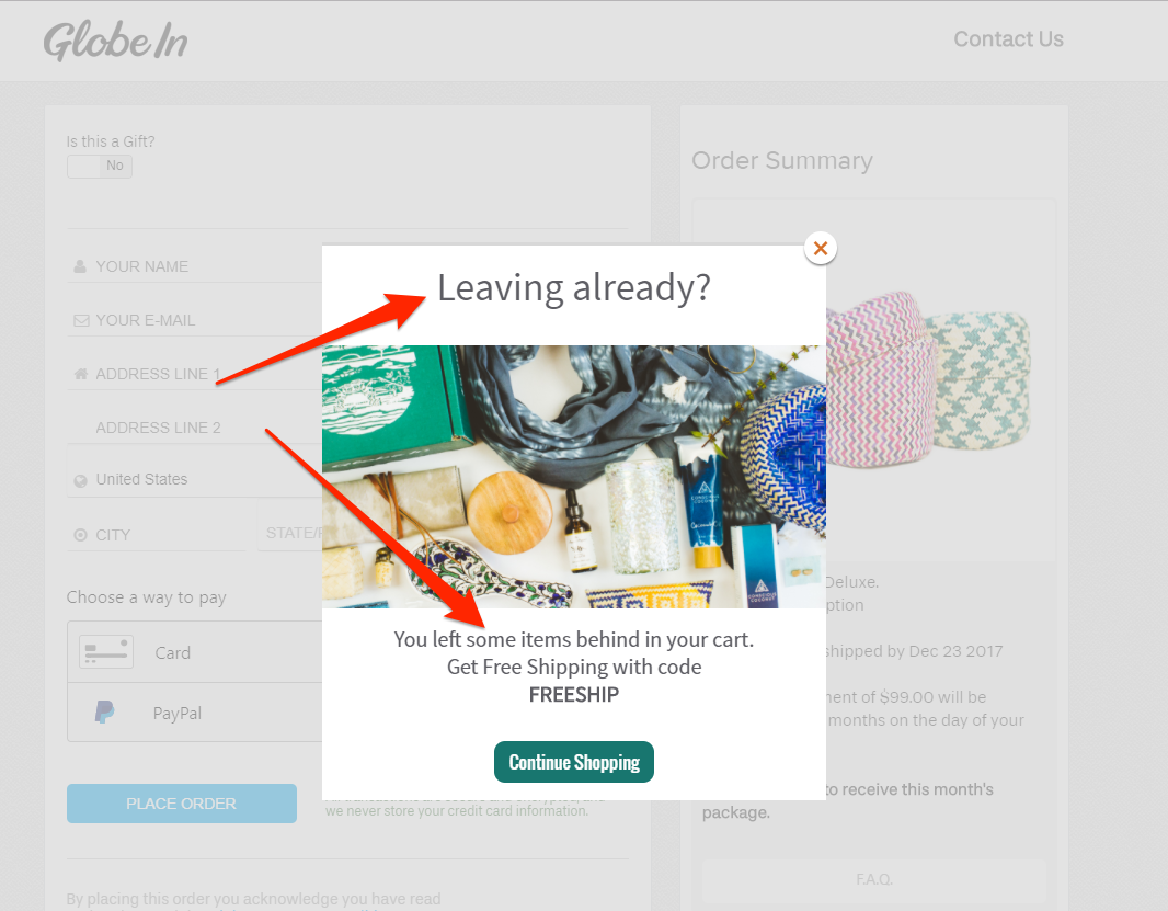 Shopify Email Popup 101 [Including App Recommendation]