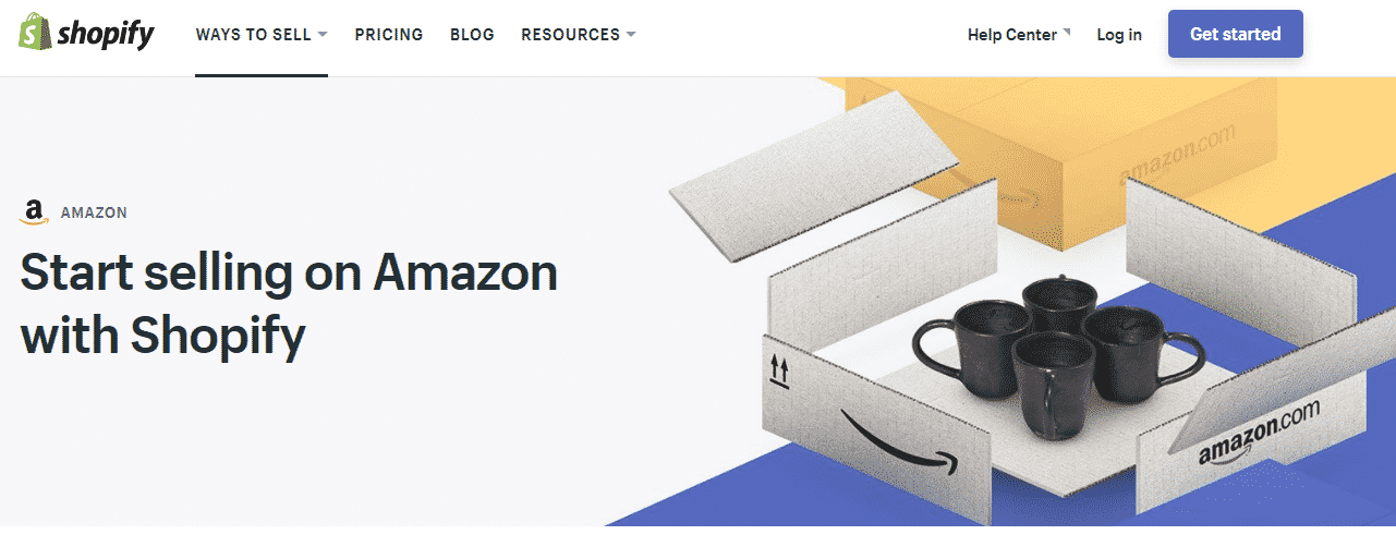 Sell on Amazon With Shopify 2