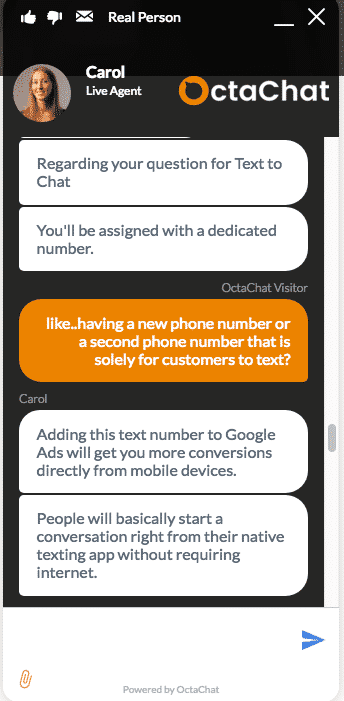 OctaChat ScreenShot