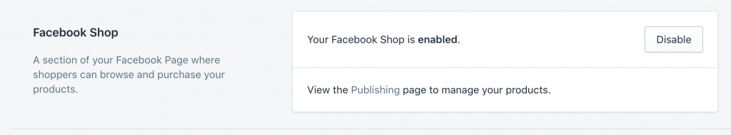 Shopify Facebook Store] Complete Integration Guide