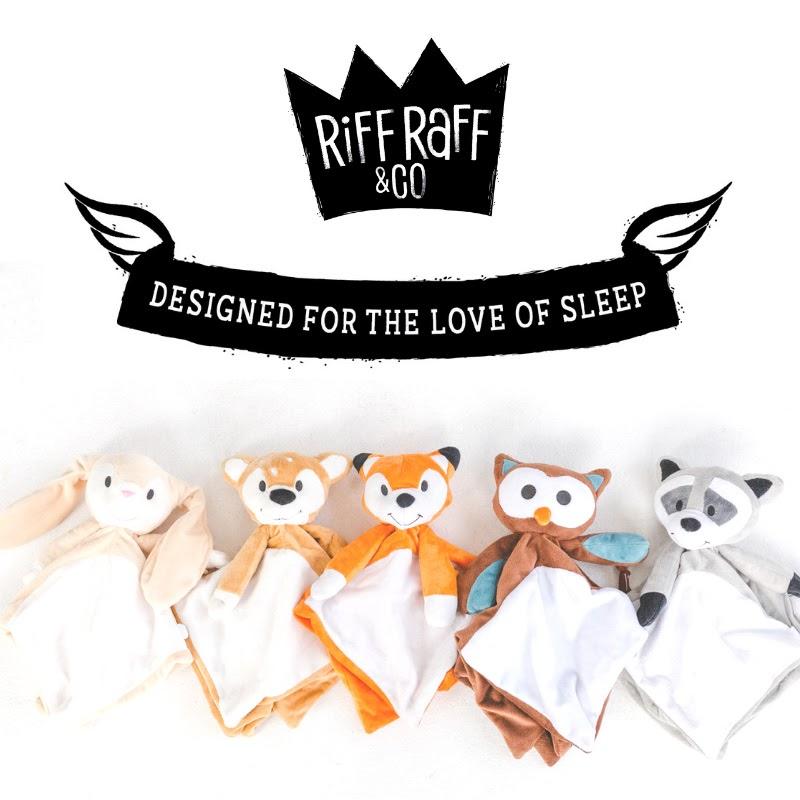 Riff Raff and Co Sleep Toys Range